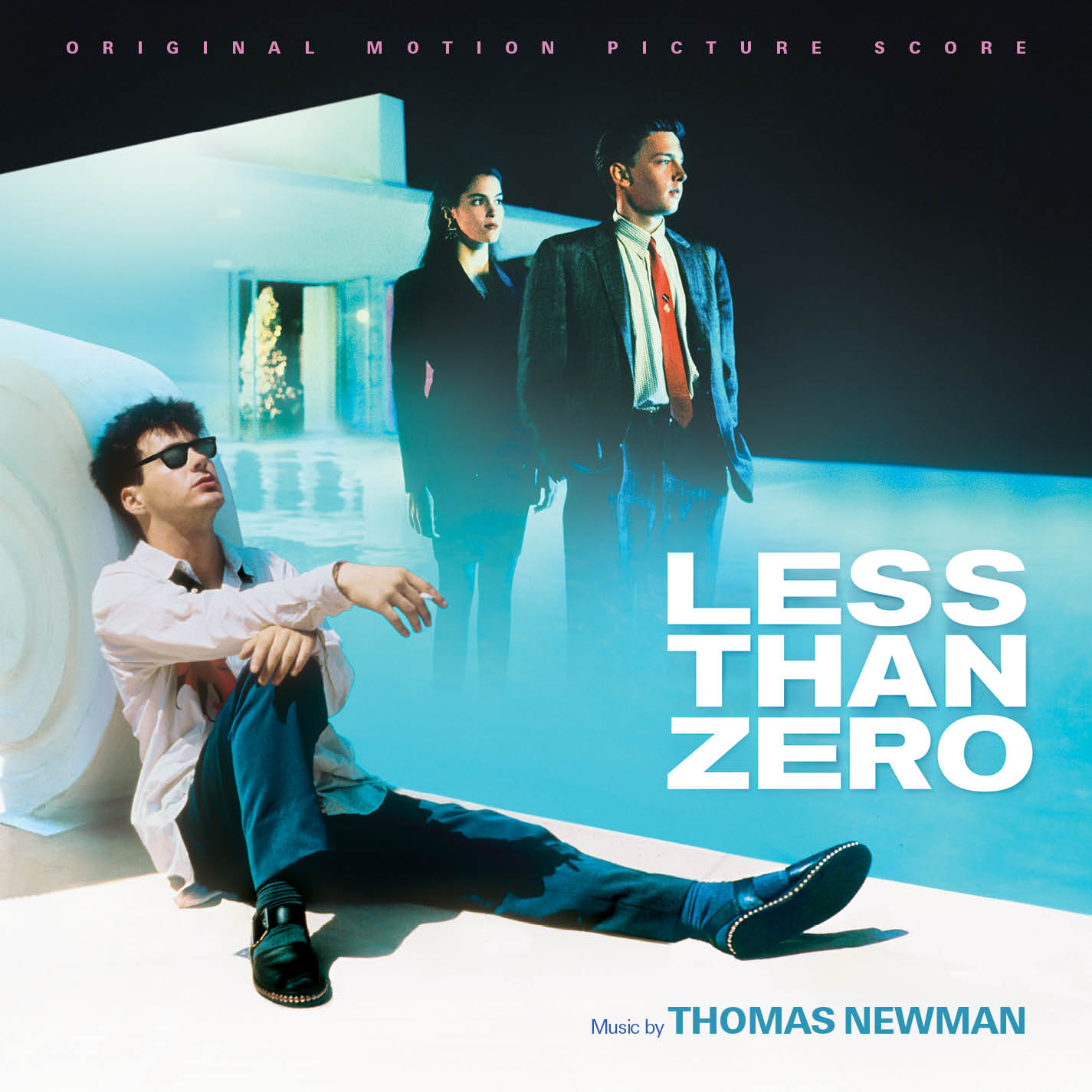 Less Than Zero, Detalles del álbum