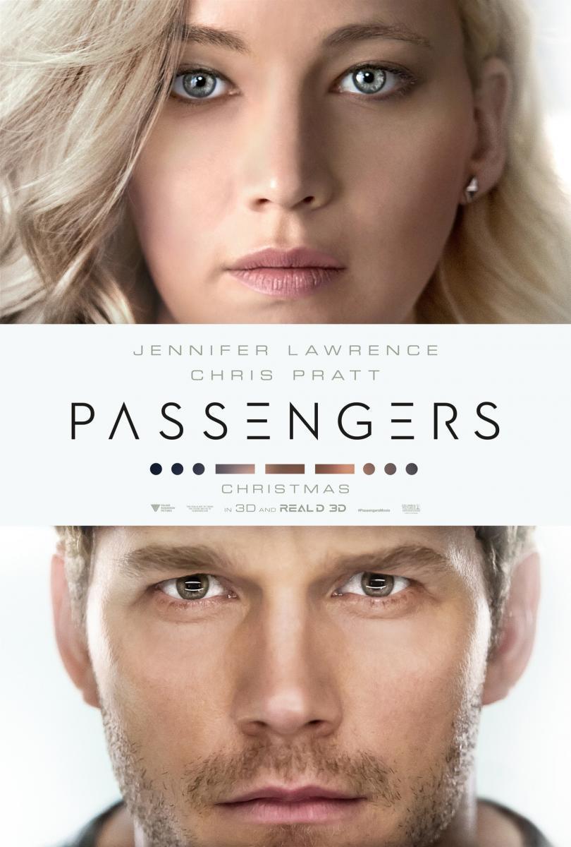 Thomas Newman en Passengers