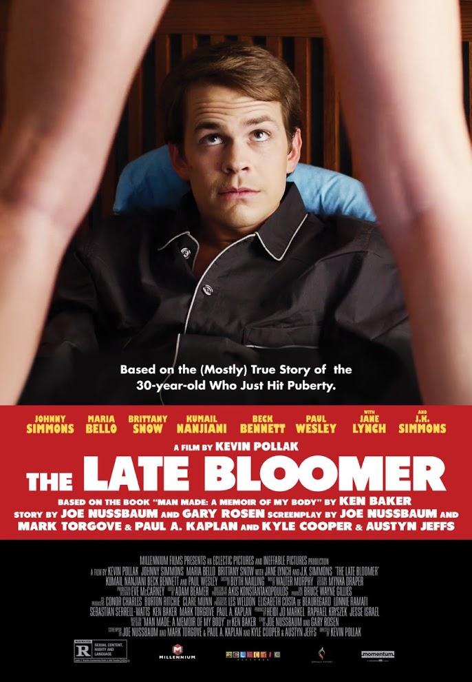 Walter Murphy en The Late Bloomer