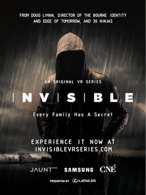 Christopher Lennertz y Alexander Bornstein en Invisible