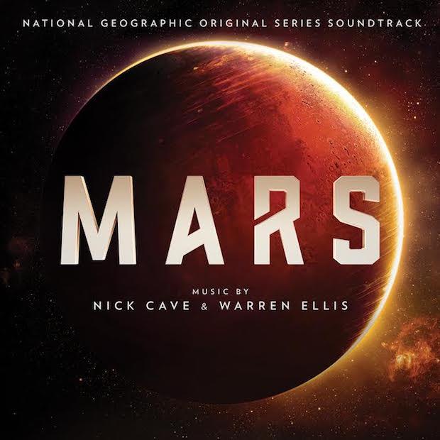 Mars, Detalles del álbum