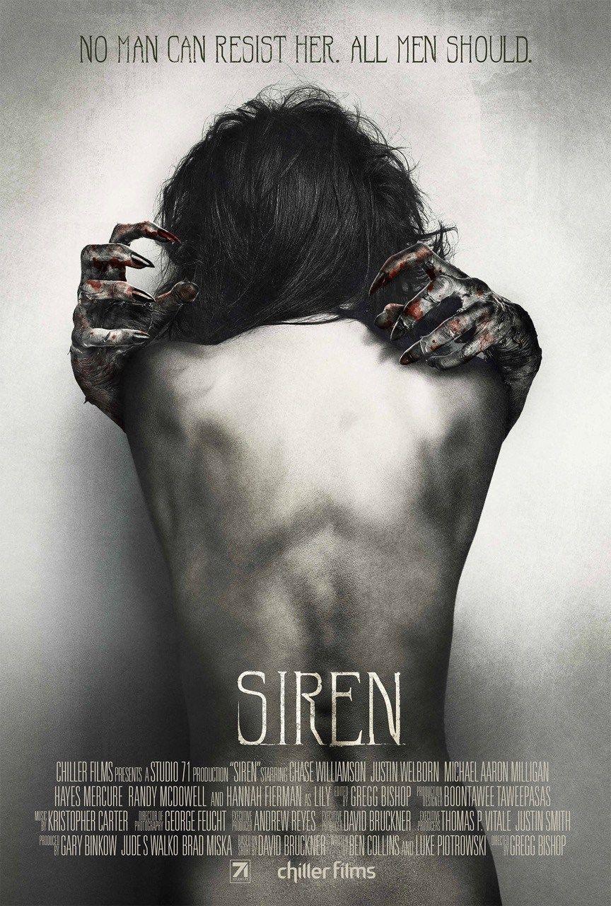 Kristopher Carter en Siren