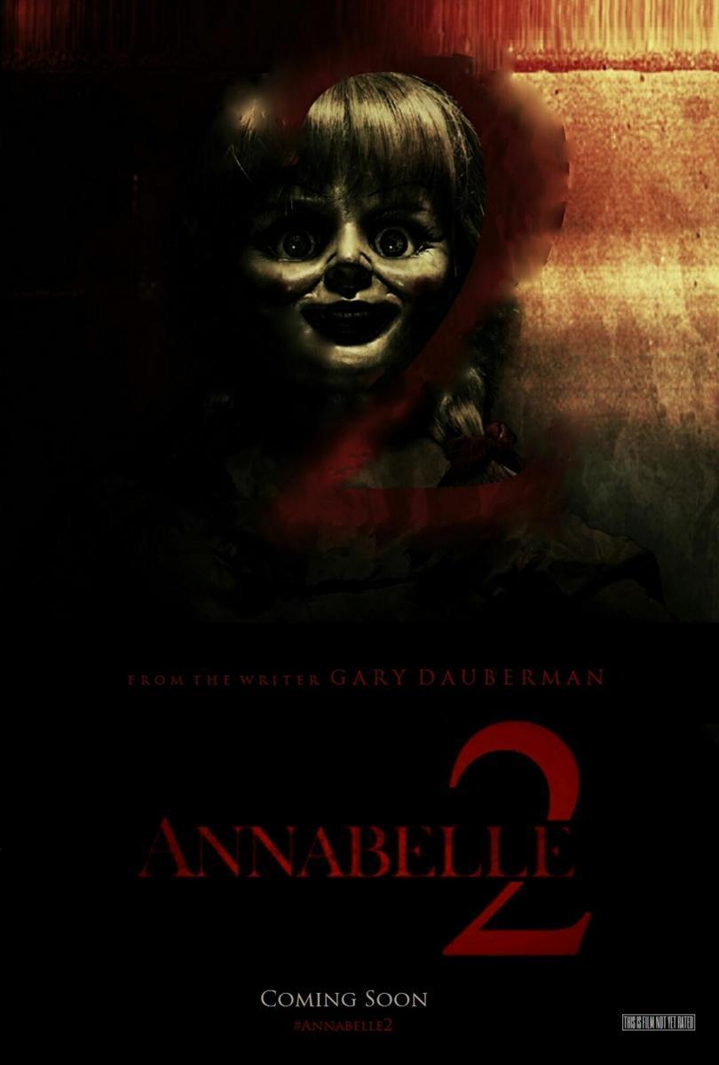 Benjamin Wallfisch en Annabelle 2