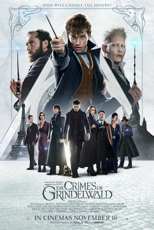 James Newton Howard en Fantastic Beasts and Where to Find Them 2