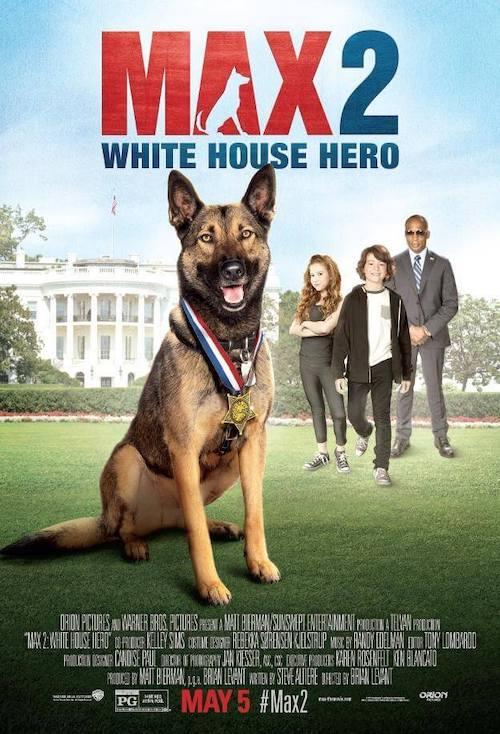 Randy Edelman en Max 2: White House Hero