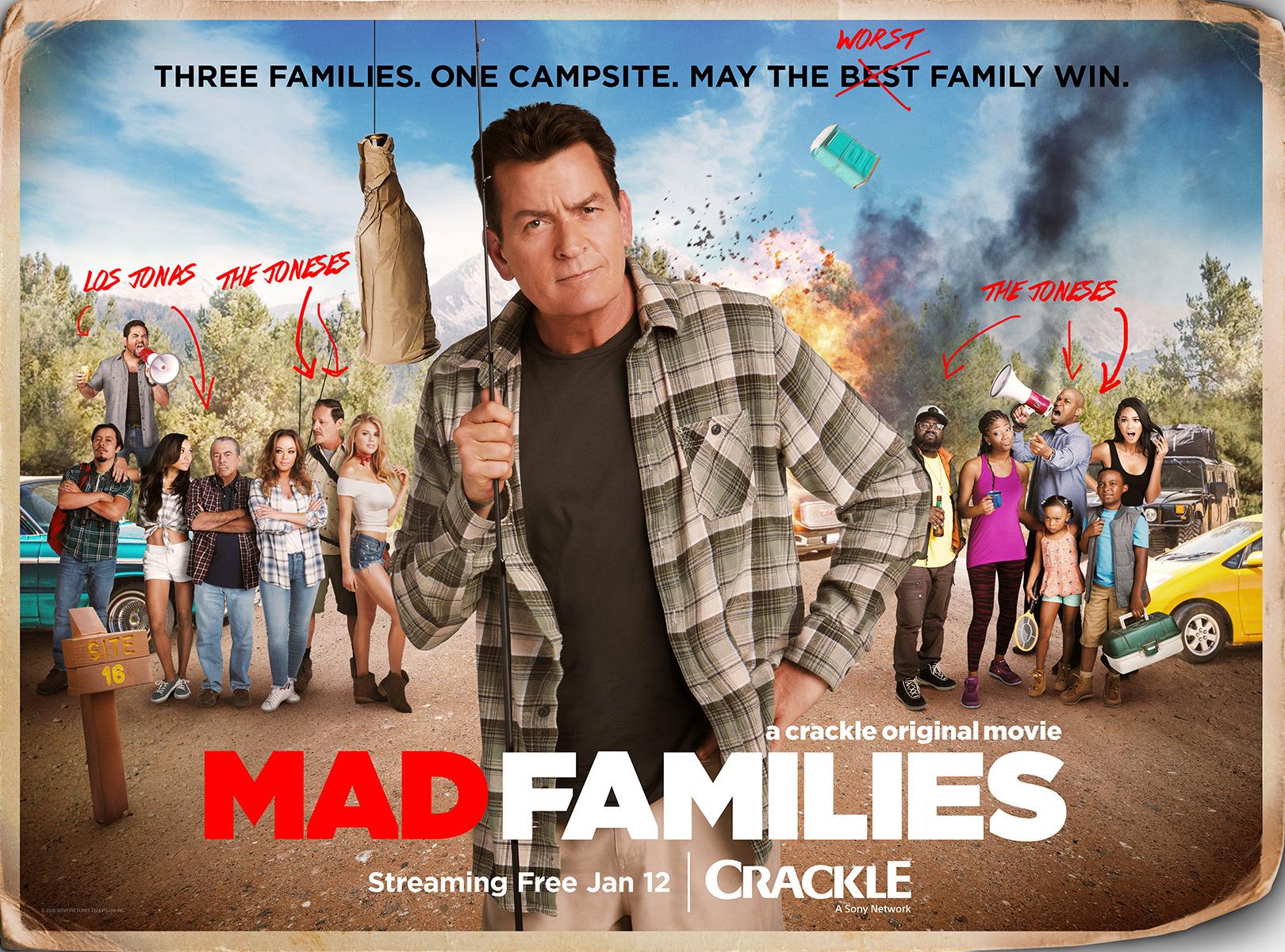 J. Peter Robinson en Mad Families