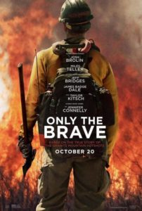 Póster Only the Brave
