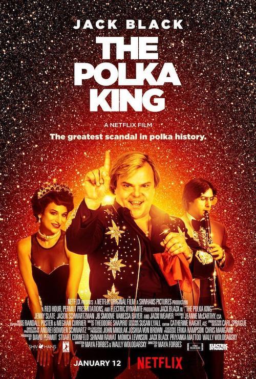 Theodore Shapiro en The Polka King