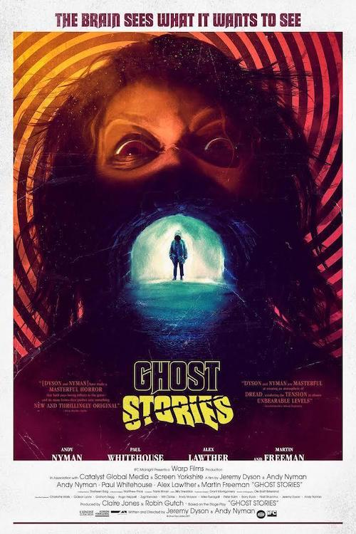 Frank Ilfman en Ghost Stories