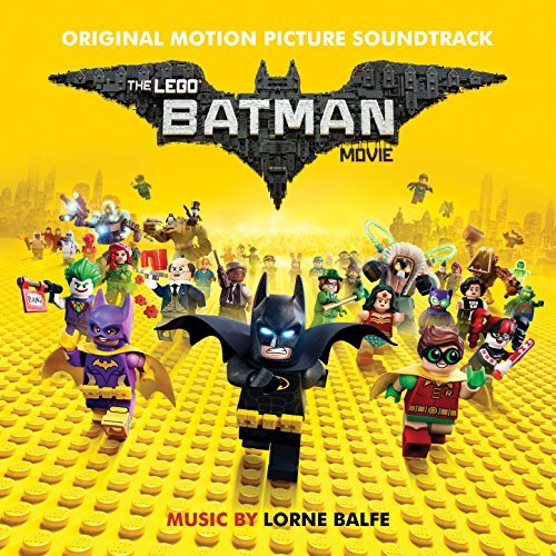 The LEGO Batman Movie (2CD), Detalles