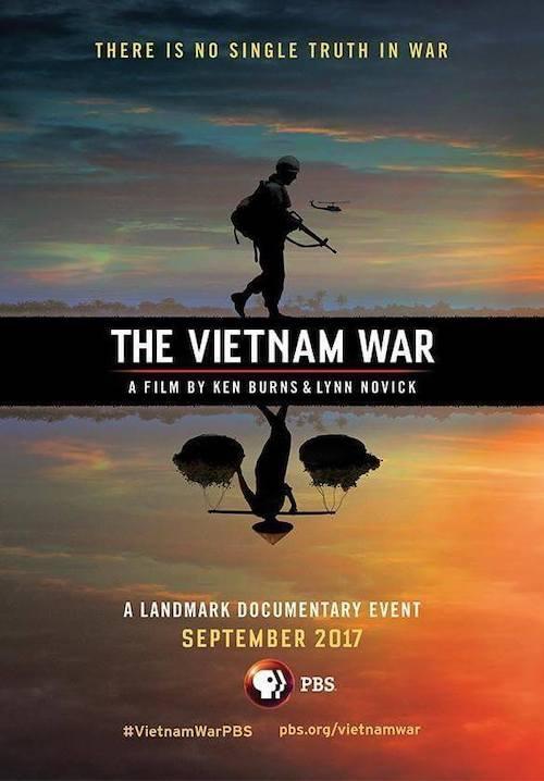 Trent Reznor & Atticus Ross en The Vietnam War