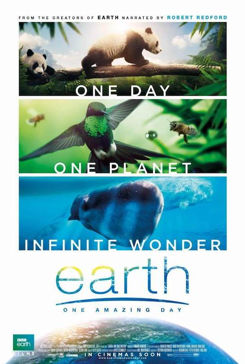 Alex Heffes en Earth: One Amazing Day