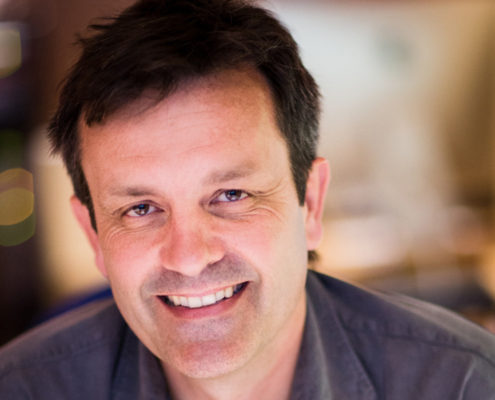 Rupert Gregson-Williams en Hot Air