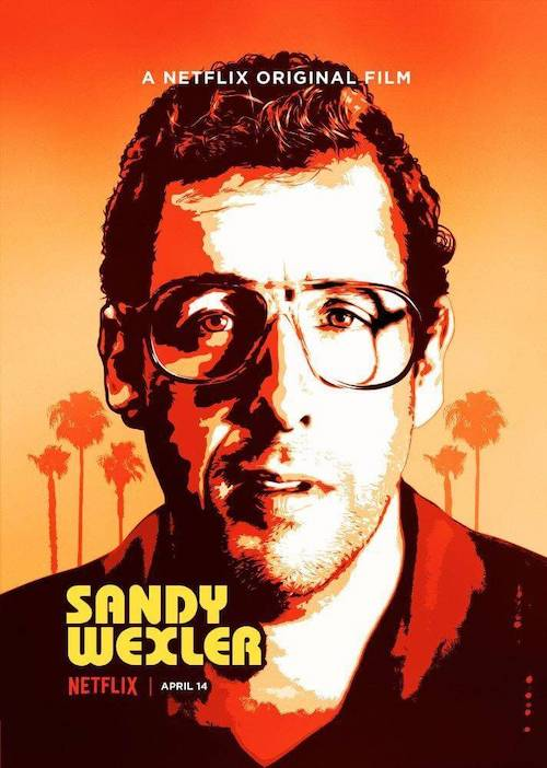 Rupert Gregson-Williams en Sandy Wexler
