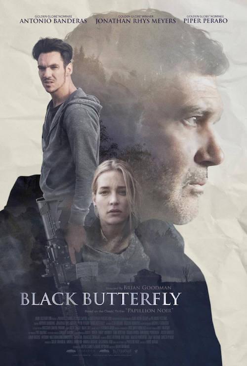 Federico Jusid en Black Butterfly