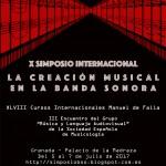 Simposio «La creación musical en la banda sonora»