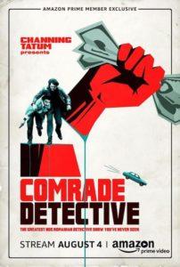 Póster Comrade Detective