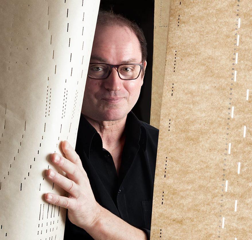 Pascal Gaigne para la cinta fantástica Ilargi Guztiak. Todas las lunas