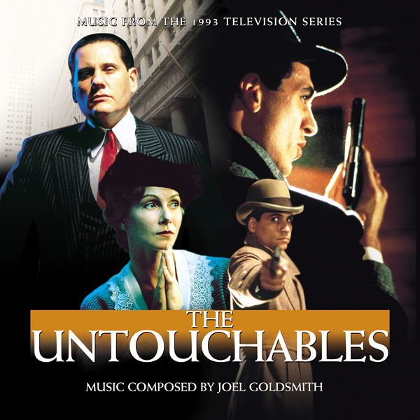 The Untouchables (2CD), Detalles
