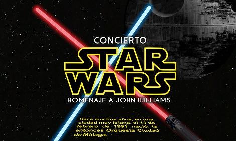 Concierto de Star Wars en Fuengirola