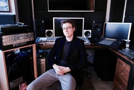 Nicholas Britell para el drama indie Italian Studies