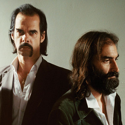 Nick Cave & Warren Ellis en The Case Against Adnan