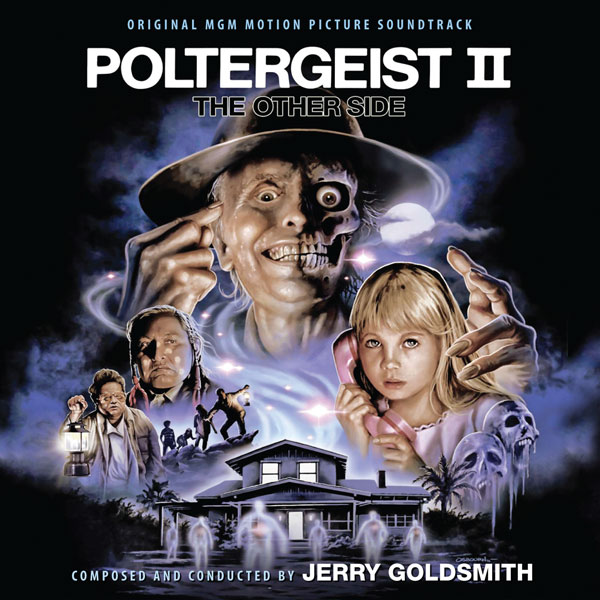 Poltergeist II: The Other Side (3CD), Detalles