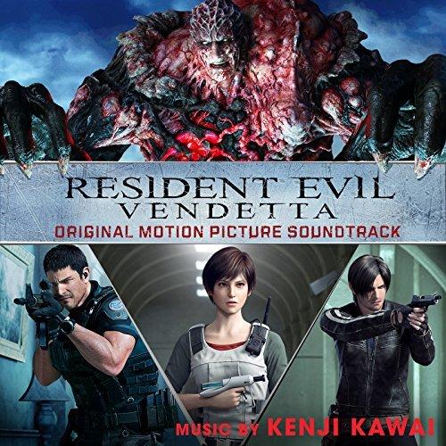 Resident Evil: Vendetta, Detalles del álbum