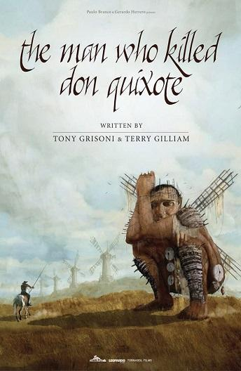 Roque Baños en The Man Who Killed Don Quixote