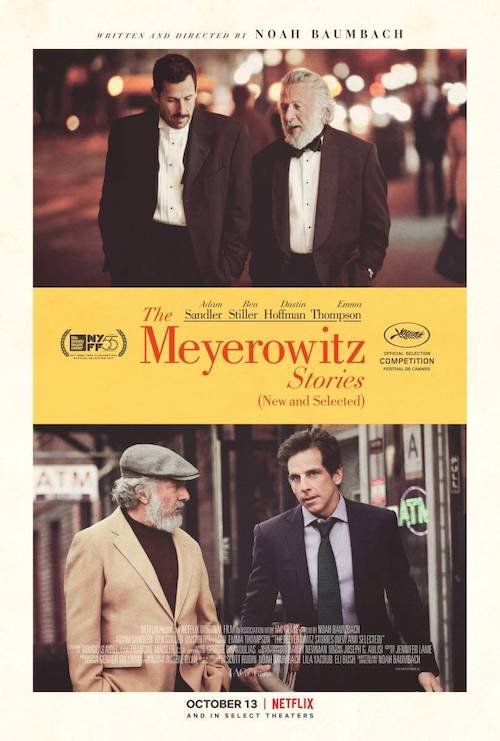 Randy Newman en The Meyerowitz Stories