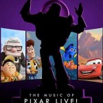The Music of Pixar Live! – A Symphony of Characters