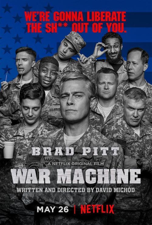 Nick Cave y Warren Ellis en War Machine