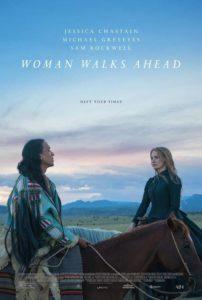 Póster Woman Walks Ahead