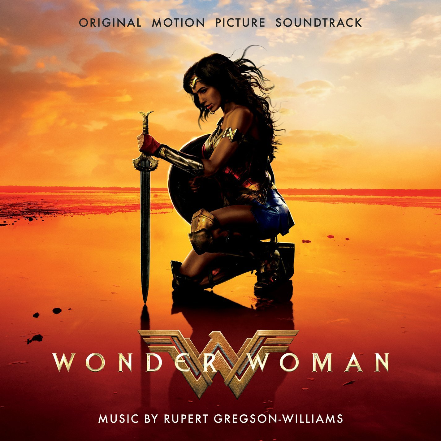 Wonder Woman, Detalles del álbum