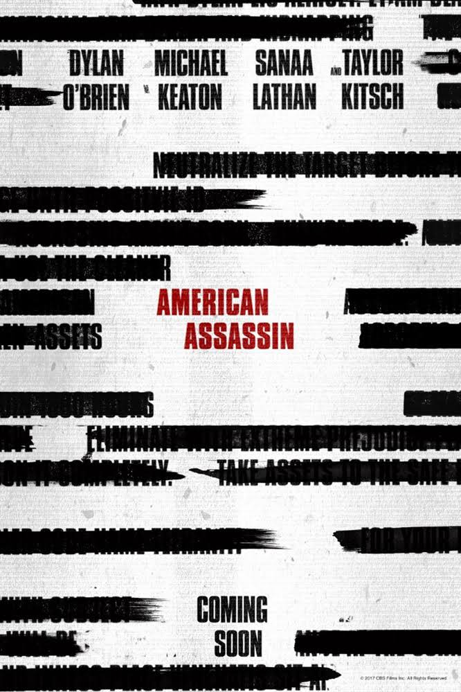 Steven Price en American Assassin