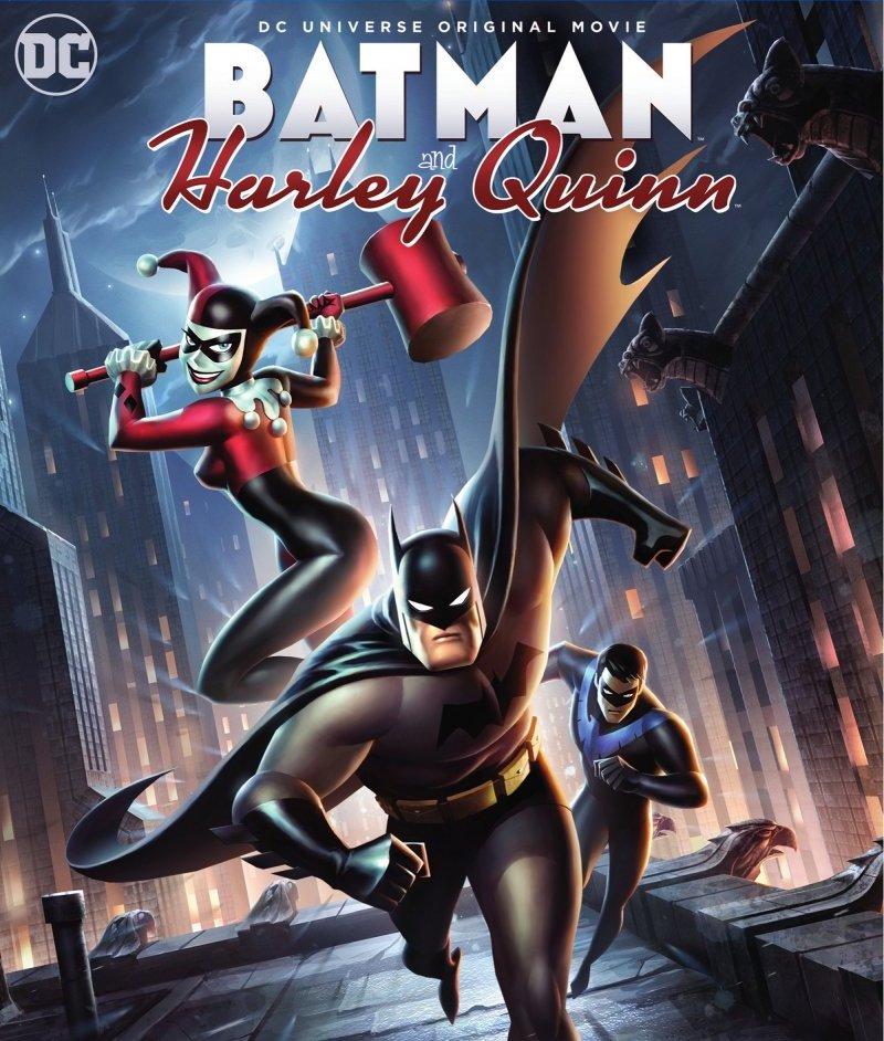 Dynamic Music Partners en Batman and Harley Quinn