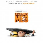 Despicable Me 3, Detalles del álbum
