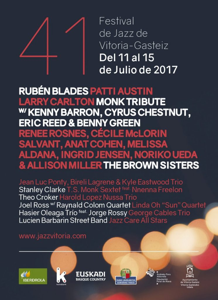 Festival de Jazz de Vitoria: Stanley Clarke y Kyle Eastwood