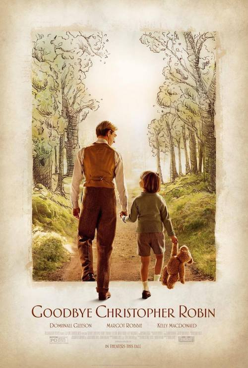 Carter Burwell en Goodbye Christopher Robin