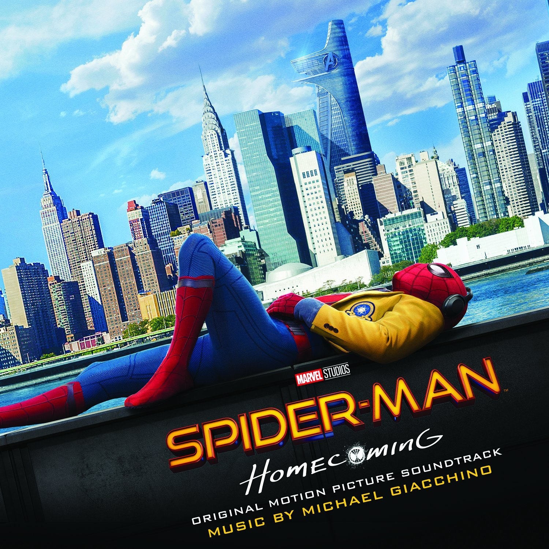 Spider-Man: Homecoming, Detalles del álbum