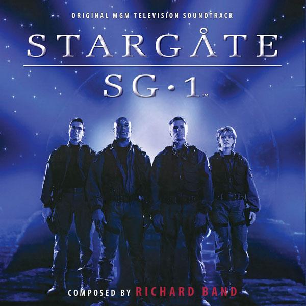 Stargate SG-1 (2CD), Detalles del álbum
