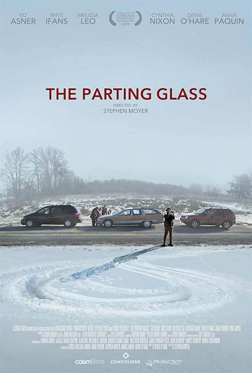 Nathan Barr en The Parting Glass