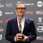 Alberto Iglesias gana el Premio Platino