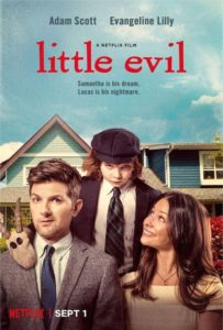Póster Little Evil