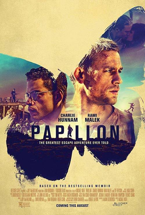 David Buckley en Papillon