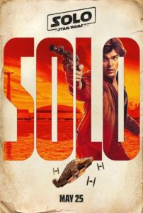 Póster Solo: A Star Wars Story