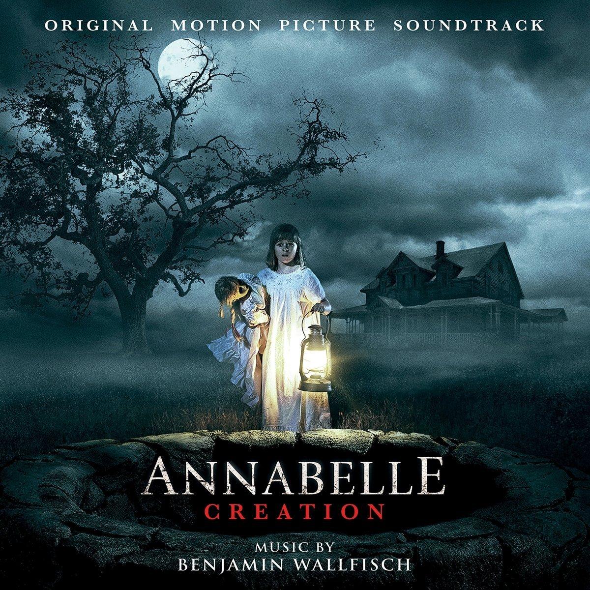 Annabelle: Creation, Detalles del álbum
