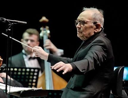 Ennio Morricone se despide del Arena de Verona