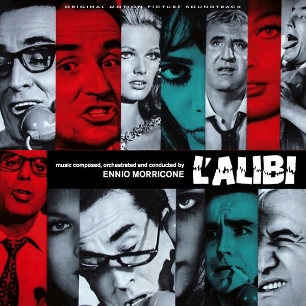 L'alibi, Detalles del LP