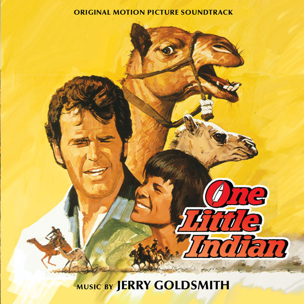 Reedición: One Little Indian, Jerry Goldsmith, Intrada